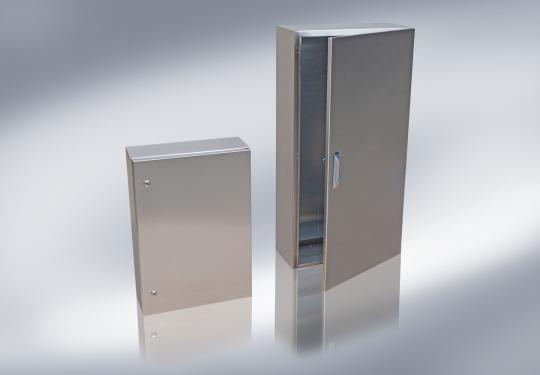 DM Series STAINLESS STEEL WALL MOUNTED ENCLOSURES