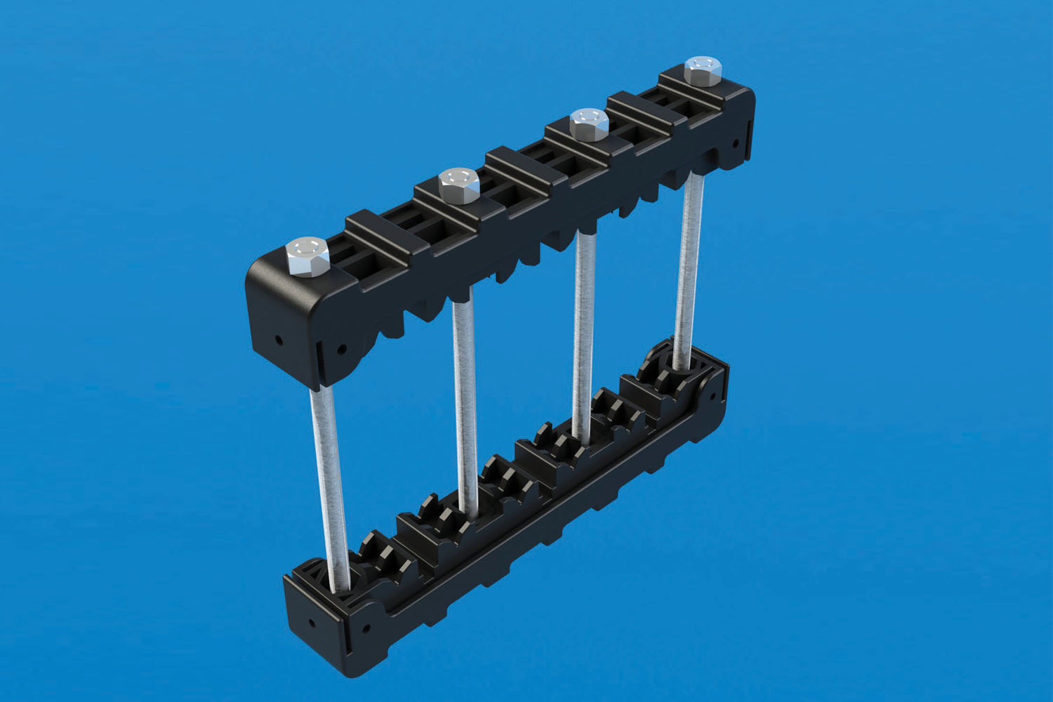 Compact Busbar Support Tekpan Industrial Enclosures